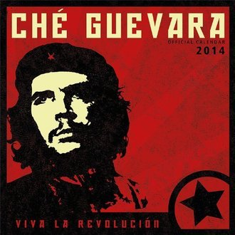kalendář na rok 2014 Che Guevara - PYRAMID POSTERS