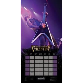 kalendář na rok 2014 Bullet For My Valentine - PYRAMID POSTERS