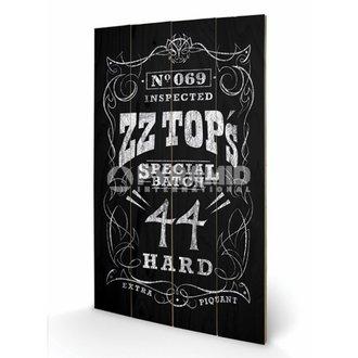 dřevěný obraz ZZ-Top - Special Batch - PYRAMID POSTERS, PYRAMID POSTERS, ZZ-Top