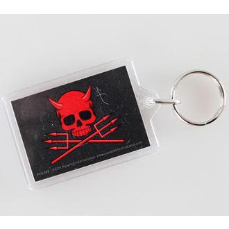klíčenka (přívěšek) Skullduggery - Devil - PYRAMID POSTERS, PYRAMID POSTERS