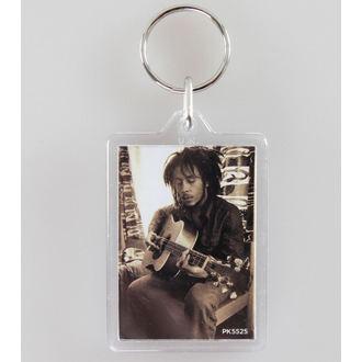 klíčenka (přívěšek) Bob Marley - Sepia - PYRAMID POSTERS, PYRAMID POSTERS, Bob Marley
