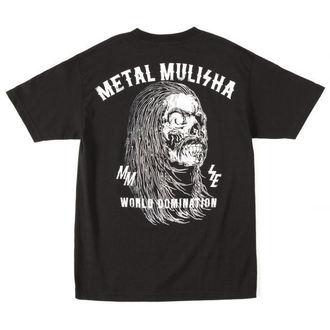 tričko pánské METAL MULISHA - Seth 3 - Blk