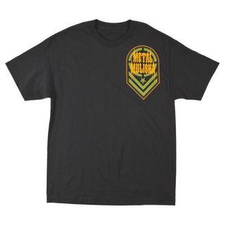 tričko pánské METAL MULISHA - Represent - Blk