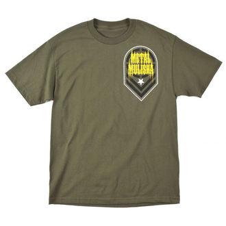 tričko pánské METAL MULISHA - Represent - Mgn