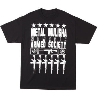tričko pánské METAL MULISHA - Proud - Blk