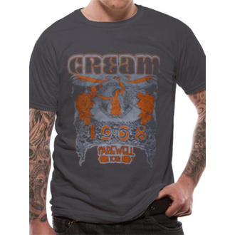 tričko pánské Cream - Neaveu - Grey - LIVE NATION, LIVE NATION, Cream
