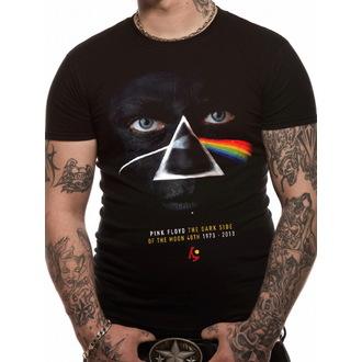 tričko pánské Pink Floyd - Face - Black - LIVE NATION, LIVE NATION, Pink Floyd