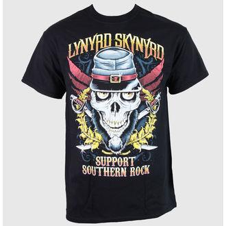 tričko pánské Lynyrd Skynyrd - Support Southern - LIVE NATION, LIVE NATION, Lynyrd Skynyrd