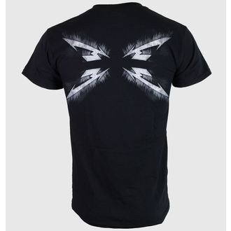 tričko pánské Metallica - Spiked Logo - Black, Metallica
