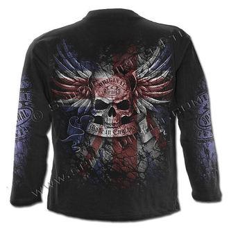 tričko pánské s dlouhým rukávem SPIRAL - Union Wrath - E012M301