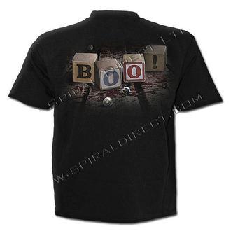 tričko pánské SPIRAL - Jack In The Box - K023M101