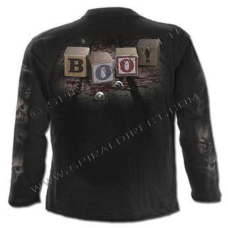 tričko pánské s dlouhým rukávem SPIRAL - Jack In The Box - K023M301
