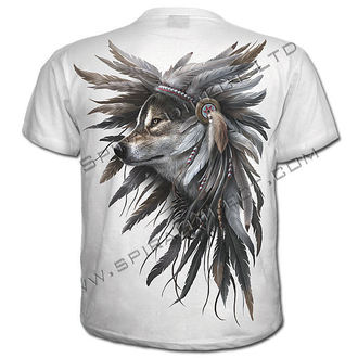 tričko pánské SPIRAL - Spirit Of The Wolf, SPIRAL
