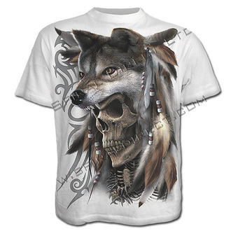 tričko pánské SPIRAL - Spirit Of The Wolf