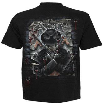 tričko pánské SPIRAL - Gangster - TR362600