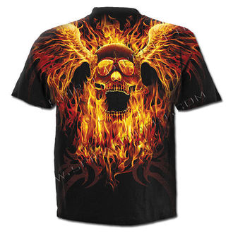 tričko pánské SPIRAL - Burn In Hell - W018M105