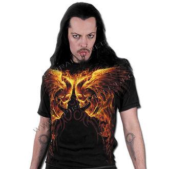 tričko pánské SPIRAL - Burn In Hell