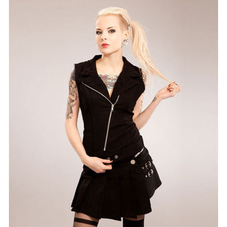 vesta dámská VIXXSIN - Bust - Black