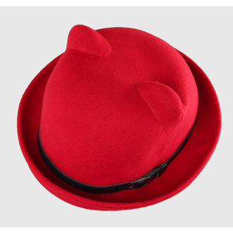 klobouk POIZEN INDUSTRIES - Kitty Bowler - Red, POIZEN INDUSTRIES