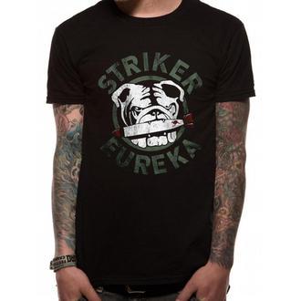 tričko pánské Pacific Rim - Striker Eureka - Black - PE10871TSB