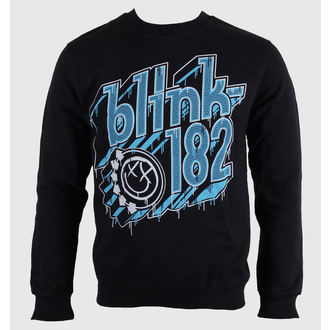 mikina pánská Blink 182 - Drip Type - LIVE NATION, LIVE NATION, Blink 182