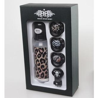 dětský dárkový set ROCK STAR BABY - Leopard