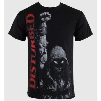 tričko pánské Disturbed - Up Your Fist - Black - BRAVADO, BRAVADO, Disturbed