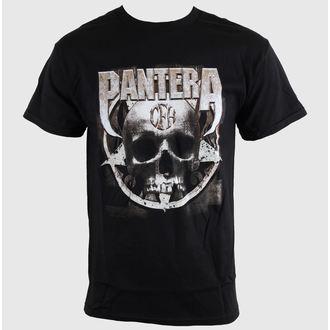 tričko pánské Pantera - Metal Skull - Blk - BRAVADO, BRAVADO, Pantera
