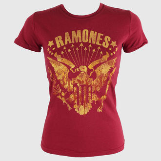 tričko dámské Ramones - Eagle Vintage - BRAVADO, BRAVADO, Ramones