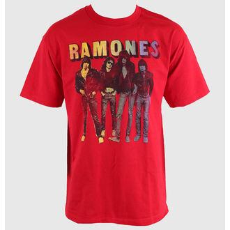 tričko pánské Ramones - Split Fountain Group - BRAVADO, BRAVADO, Ramones