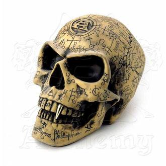 dekorace Alchemy Gothic - Omega Skull - V1