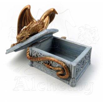 dekorace (krabička) Alchemy Gothic - Draco Artorius, ALCHEMY GOTHIC
