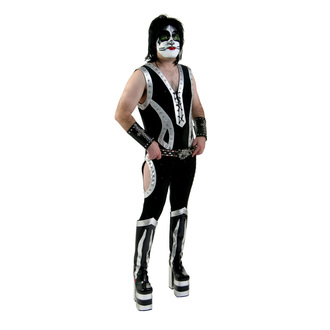 kostým KISS - Authentic Catman Rock The Nation Costume