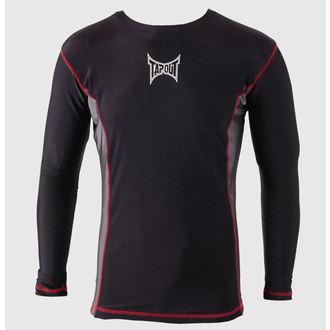 tričko pánské s dlouhým rukávem Tapout - Rashguard - Black