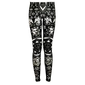 kalhoty dámské (leginy) KILLSTAR - Occult