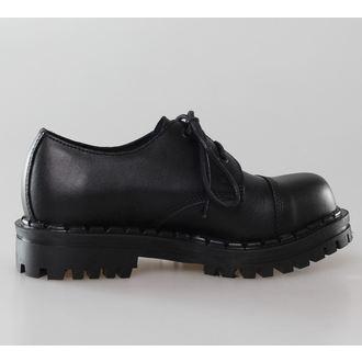 boty ALTERCORE - 3dírkové - Black - 350