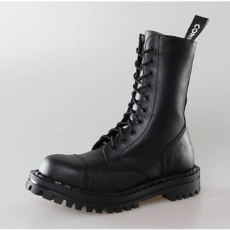 boty ALTERCORE - 10dírkové - Black - 351