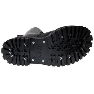 boty ALTERCORE - 14dírkové - Black - 352