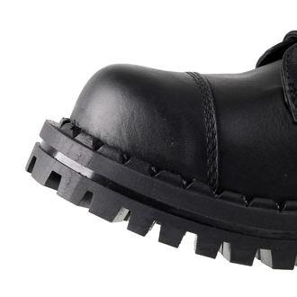 boty ALTERCORE - 14dírkové - Black