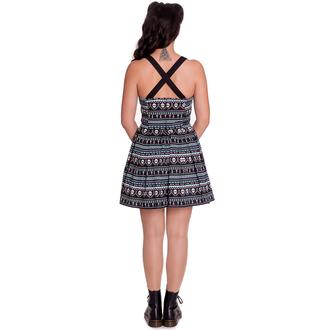 šaty dámské HELL BUNNY - Inca Mini