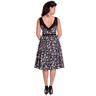 šaty dámské HELL BUNNY - Rock On 50´s, HELL BUNNY