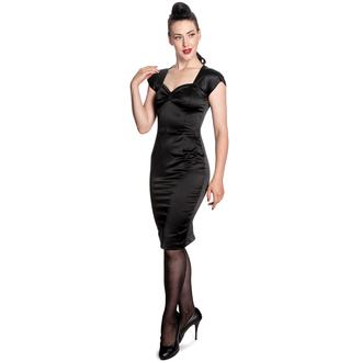 šaty dámské HELL BUNNY - Angie - Blk, HELL BUNNY
