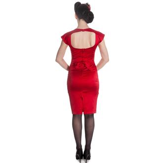 šaty dámské HELL BUNNY - Angie - Red, HELL BUNNY