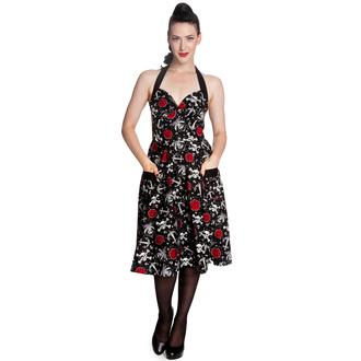 šaty dámské HELL BUNNY - Dolly Deckhand, HELL BUNNY