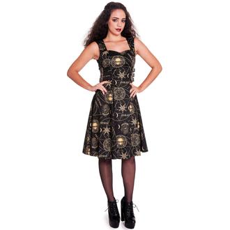 šaty dámské HELL BUNNY - Tabitha, HELL BUNNY