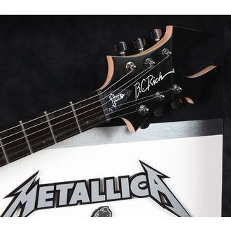 podepsaná kytara METALLICA