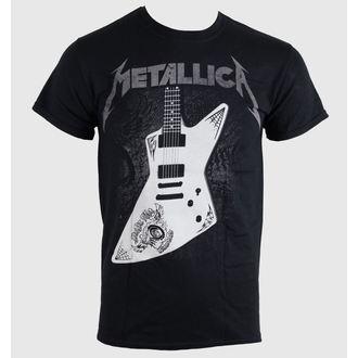 tričko pánské Metallica - Papa Het Guitar - RTMTLTSBPAP