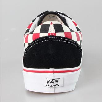 boty pánské VANS - Old Skool (Van Doren) - Multi Check/Black