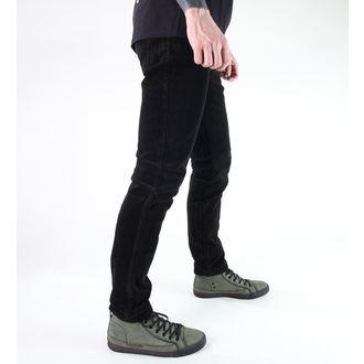 kalhoty unisex (manšestrové) 3RDAND56th - Hipster Slim Fit