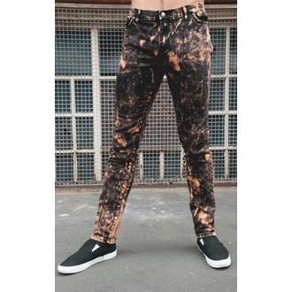 kalhoty pánské 3RDAND56th - Acid Wash Skinny